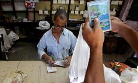 Cuba economic crisis