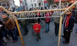 Plans for a wall on Greece's border with Turkey embarrass