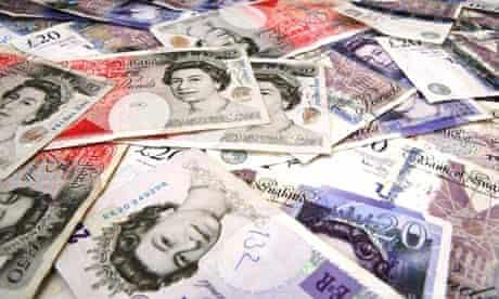 WIB cash money Treasury