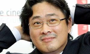South Korean director Park Chan-wook