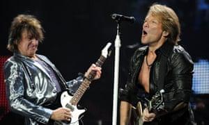 Bon Jovi in concert at O2 Arena