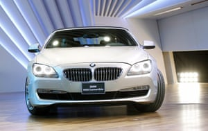 Detroit Motor Show: The BMW 650i convertible is unveiled