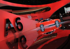 Detroit Motor Show: The Audi A6