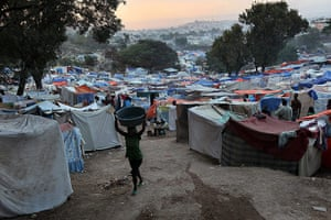 Haiti one year on: Haiti Wrestles With Basic Needs As Recovery From Deadly Earthquake Begins