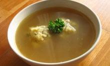 Lindsey Bareham chicken soup