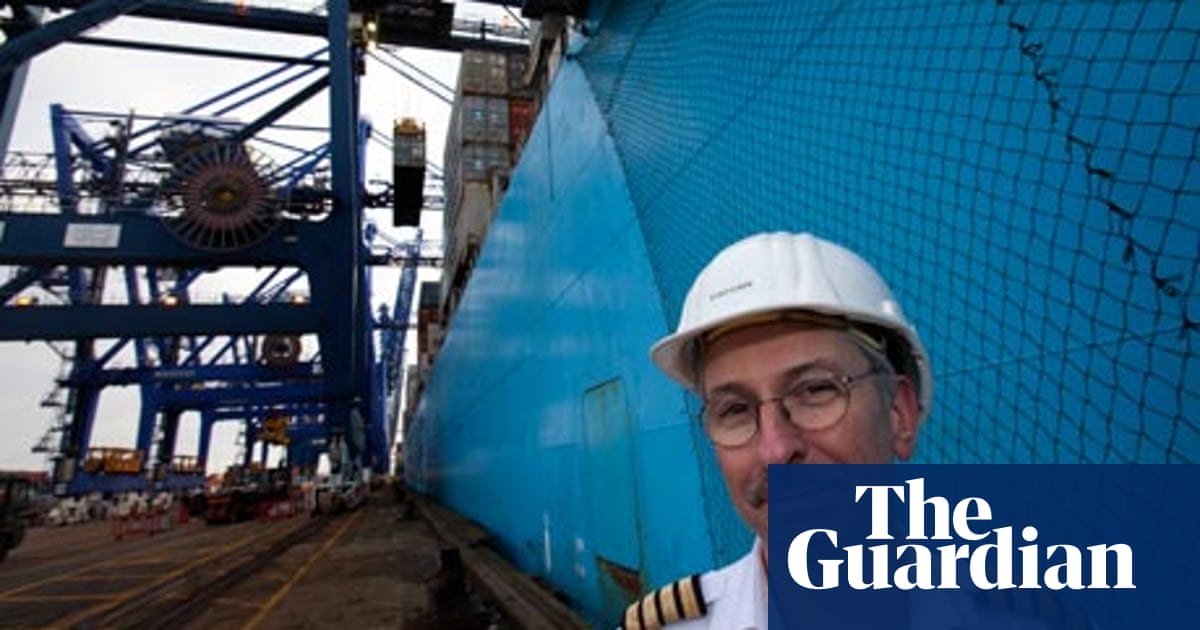 A working life: The ship's captain   Money   The Guardian