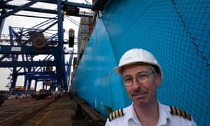 A working life: The ship's captain | Money | The Guardian