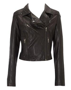 Emmanuelle Alt: Oasis leather jacket