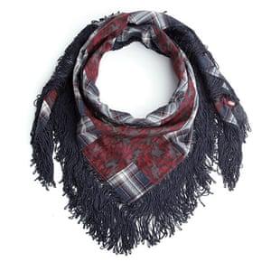 Emmanuelle Alt: Esprit scarf