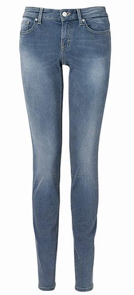 Emmanuelle Alt: Gap jeans
