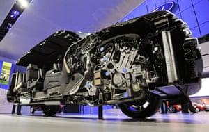 Detroit Motor Show: North American International Auto Show
