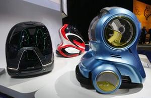 Detroit Motor Show: General Motors EN-V urban mobility concepts