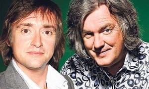Richard Hammond & James May