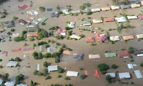 Australia Flooding