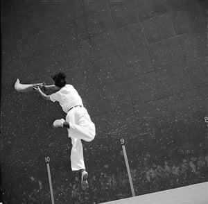 George Pickow: Jai Alai, a ball game