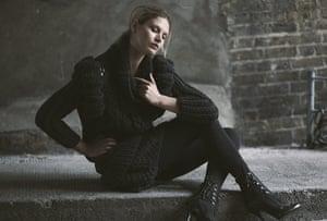 Key trends: knitwear: Jumper dress