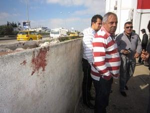 Tunisia: Tunis violence