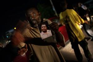 Baby Doc Duvalier returns: baby doc  duvalier returns to haiti after 25 years