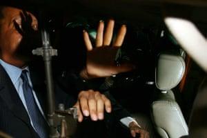 Baby Doc Duvalier returns: Former dictator Jean-Claude Baby Doc Duvalier