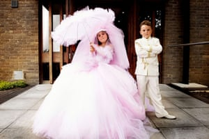 Big Fat Gypsy Weddings: First communion