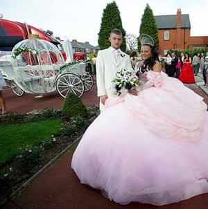 Big Fat Gypsy Weddings: The wedding of Sam Norton and Patrick Lee, both from Newton-Le-Willows