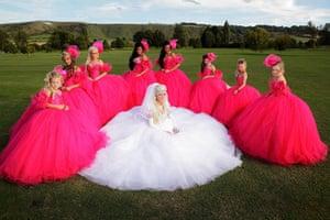 Big Fat Gypsy Weddings: Bridget's wedding in Trowbridge, Wiltshire