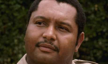 Jean-Claude 'Baby Doc' Duvalier in 1980