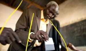 Southern Sudan independence referendum