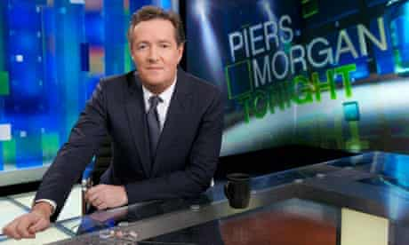 Piers Morgan cnn debut