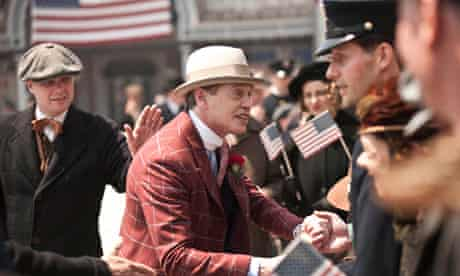 Boardwalk Empire: Steve Buscemi as 'Nucky' Thompson.