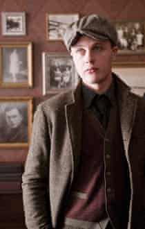 Boardwalk Empire: Michael Pitt as Jimmy Darmody.