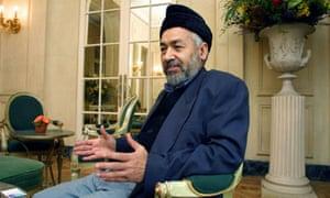 Rachid Ghannouchi Tunisia