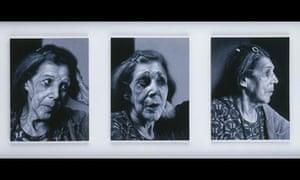 Andrew Tift's awardwinning triptych of Kitty Godley.