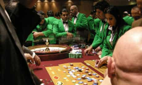 Syria's first casino to open in 25 years