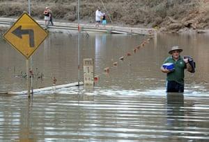 Queensland Floods: Floods in Australia