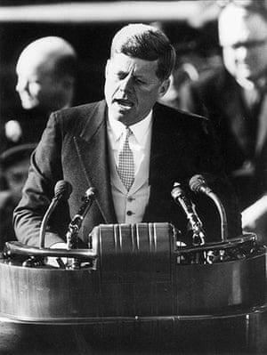president kennedys inaugural address