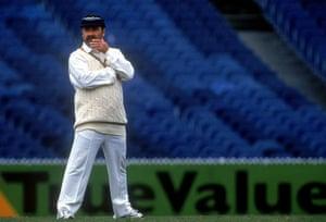 Fat Cricketers: David Boon of Tasmania