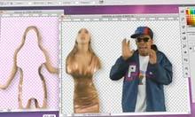 Photoshop rap