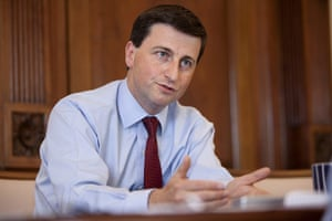 Shadow cabinet reshuffle: Douglas Alexander, Labour MP