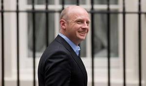 Shadow cabinet reshuffle: Liam Byrne arrives at 10 Downing Street
