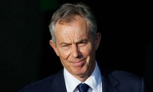 Tony Blair Chilcot inquiry