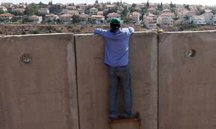 The Jewish settlement of Hashmonaim in Israel