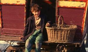 Boxall Gypsy boy