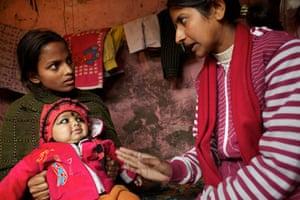 Unsung hero: : community health workers improve the health across India