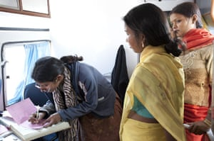 Unsung hero: community health workers improve health across India