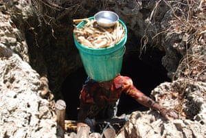 Drought in Tanzania: Tanzania facing Climate change