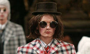 Thom Browne at Paris men's fashion week