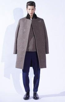 3.1 Phillip Lim at Paris men's fashion week.
