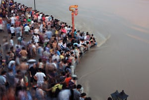 2010 Environment in China: Serious Floods Struck Regions Of China, Killing Over 700