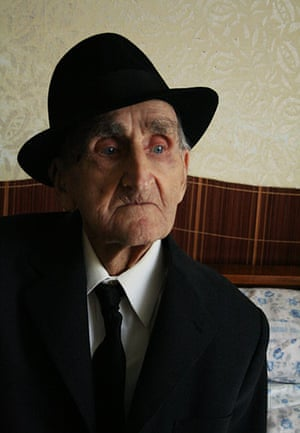In pictures: Loss: Lucia Hrda's grandfather
